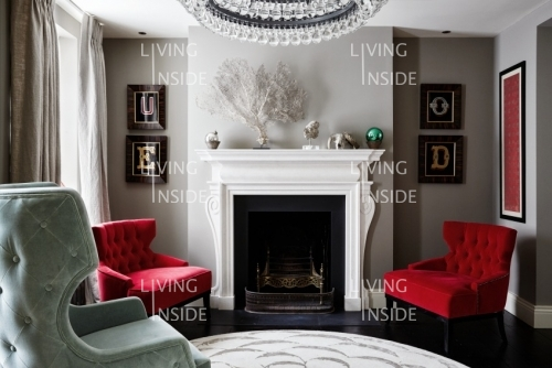 David carter islington architectural design for Carter wells interior design agency