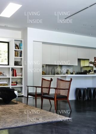 Villa laurel canyon l a architectural design for Villa interior designers ltd nairobi kenya