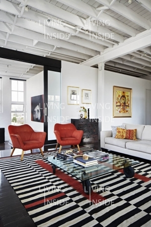 Melbourne warehouse apartment architectural design for Interior design job agency melbourne
